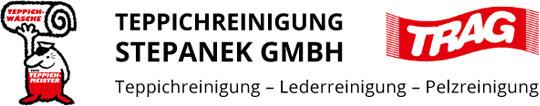 Teppichreinigung Stepanek GmbH - Logo